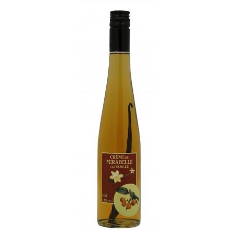 Mirabelle à la vanille 18% 50cl