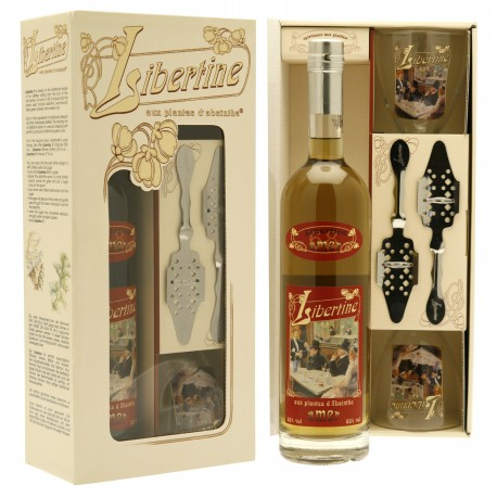 Coffret Libertine Amer 68% 70cl