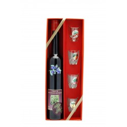 Myrtille coffret 18% 50cl