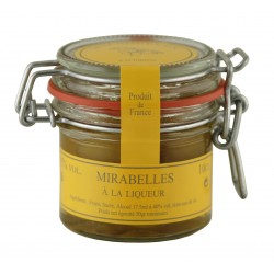 Mirabelles 15% 10cl