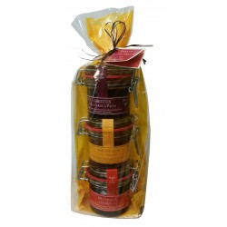 Trio de Fruits 3 x 10cl 15%