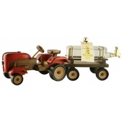 Tracteur poire william 43% 35 cl