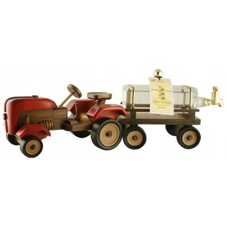Tracteur poire william 43% 35 cl