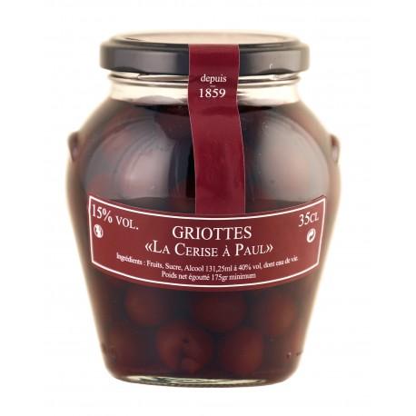 Griottes La Cerise à Paul® 15% 35cl
