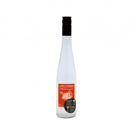 Ginger Gingembre 18% 50cl