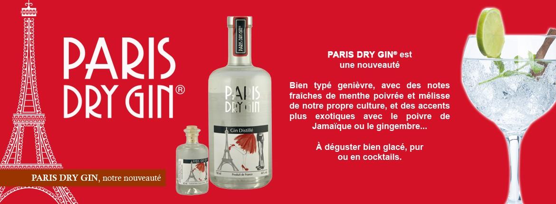 Paris Dry Gin
